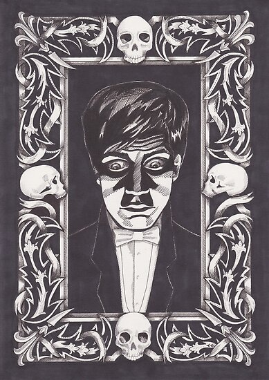 Dorian Gray by Esther Green