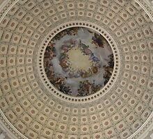 Capitol Building Dome by Kelly Morris