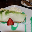 Dessert: Full Cream Cheesecake by aussiebushstick