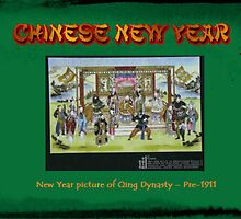 Qing Dynasty New Year by CatalystBC