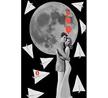 ❤‿❤ PAPER MOON IPHONE CASE ❤‿❤ by ✿✿ Bonita ✿✿ ђєℓℓσ