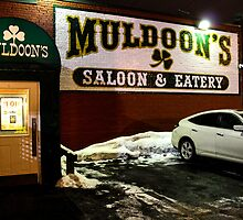 Muldoon's Saloon and Eatery by Nevermind the Camera Photography