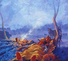 Stockman's Dream by Cary McAulay