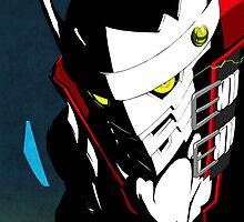 Persona 4: Izanagi by darkcloud57