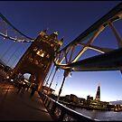 Tower Bridge 2 of 2 by berndt2