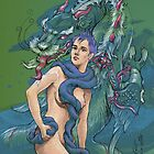 Himmapan Erotica : Capricorn by jatujeep
