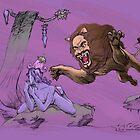 Himmapan Erotica : Leo by jatujeep