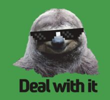 Deal with it by beukenoot666