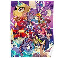 Avatar, The Last Air Unicorn Poster