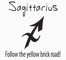 Sagittarius by Janelle Tarnopolski