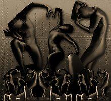psychodrama in sepia by David Kessler