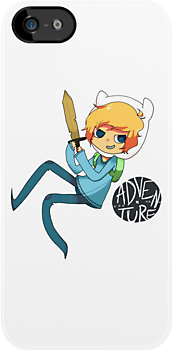 Adventure Time with Finn by Inversidom-Riot