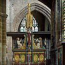The Parish Church of St Mary and All Saints Chesterfield 2 by jasminewang