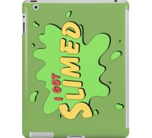 I Got Slimed iPad Case/Skin