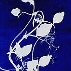 Everlasting Vine and Wildflower Ipad Case by gloriart