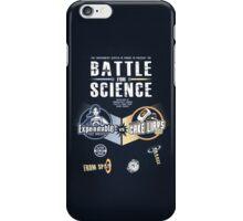 Battle for Science - V2 iPhone Case/Skin