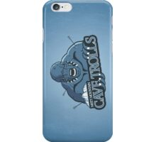 Misty Mountain Cave Trolls iPhone Case/Skin
