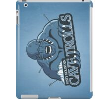 Misty Mountain Cave Trolls iPad Case/Skin