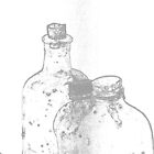 Out line editing of Bottles by max  randall