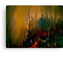 Relics... Canvas Print