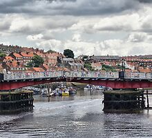 Whitby Bridge by Maria Tzamtzi