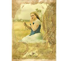 Cinderella (fairy godmothers don't exsist) Photographic Print