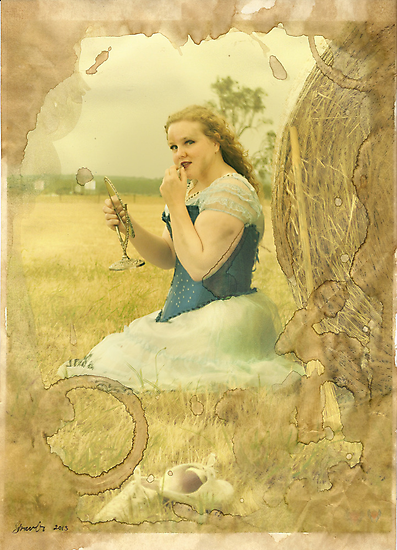 Cinderella (fairy godmothers don't exsist) by strawberries