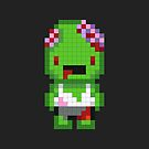 Pixel Art Undead 1 by jaredfin