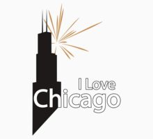 I Love Chicago by jkartlife