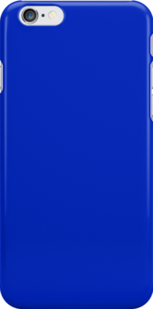 Resolution Blue Fabric Print Iphone Case by Detnecs2013