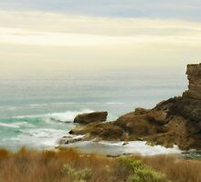The Obelisk, Robe, South Australia by David Charlton