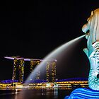 Merlion by Trevor Middleton