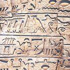 Hieroglyph by ohmyglob