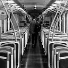 Train Carriage by Matthew Helson