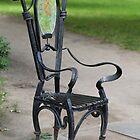 Garden Seat by mrivserg