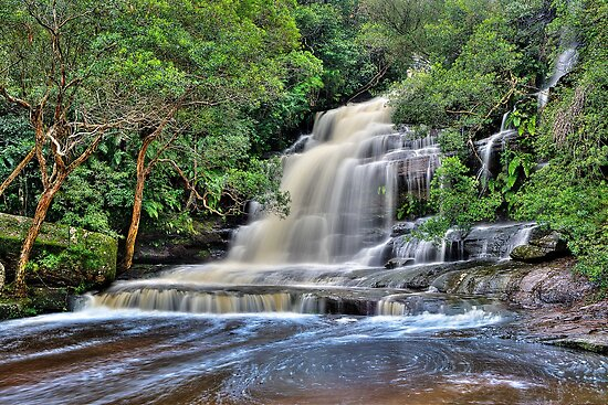 Somersby Falls - Top by TedmBinegas