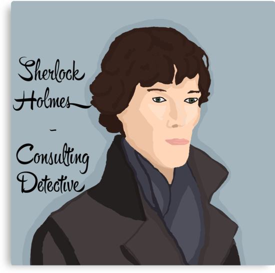 Sherlock Holmes - Consulting Detective by TesniJade