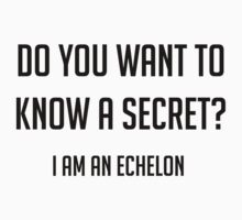 Do you want to know a secret? by EleYeah