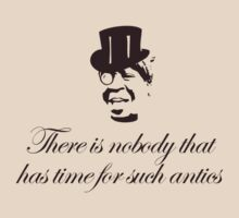 "Posh ""Ain't Nobody Got Time For That"" by jezkemp"