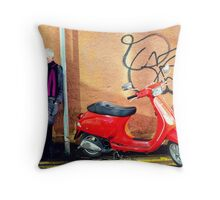 Jack The Mod Throw Pillow