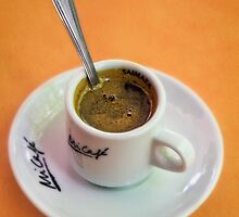 Perfect Cup of Coffee by Yelena Rozov