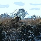 CAVEHILL IN THE SNOW by pjmurphy