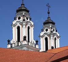 Baroque church by Cebas
