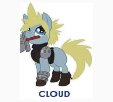 My Little Pony - Cloud by FFSteF09