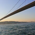 Bridge the gap tween East & West by BlackhawkRogue