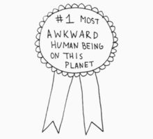 awkwardness award by aamazed