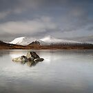 Black Mount &amp; Lochan na h-Achlaise by Maria Gaellman