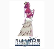 Aerith Princess Form - FFVIIACC (FFSteF09 Version) by FFSteF09