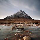 Buachaille Etive Mor by Maria Gaellman