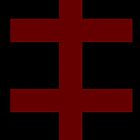 Celebritarian Cross RED by aamazed